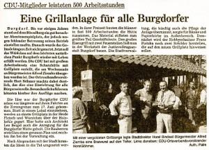 Bösselberg 1986