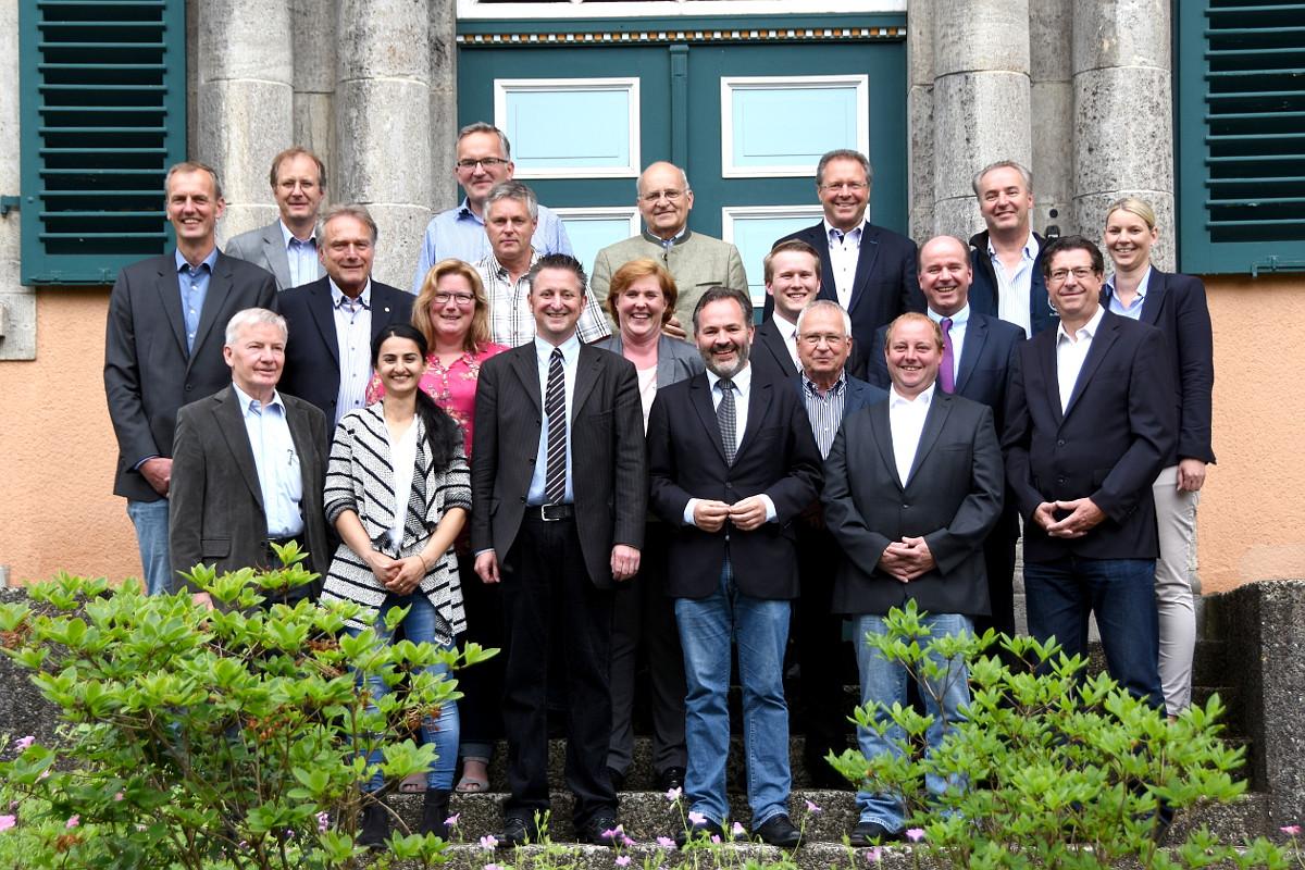 Kandidaten der CDU für den Rat der Stadt Burgdorf