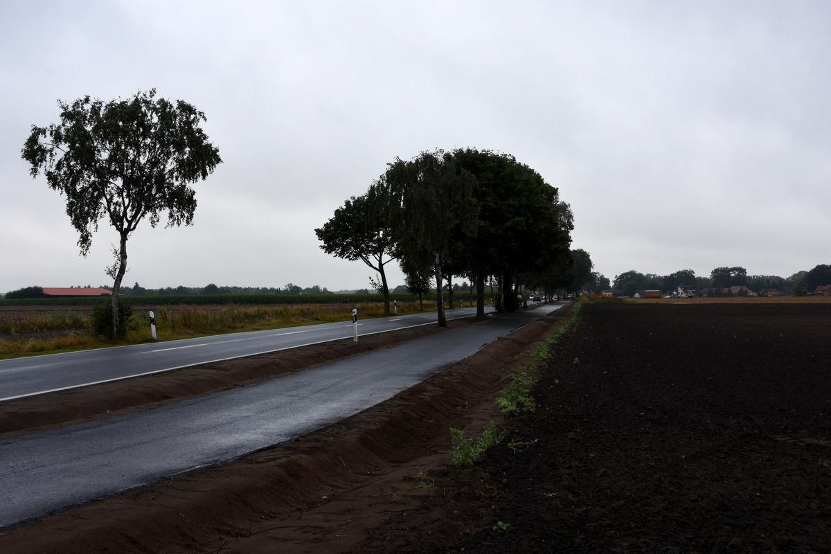 Plan Solar Radweg als Versuchsstrecke