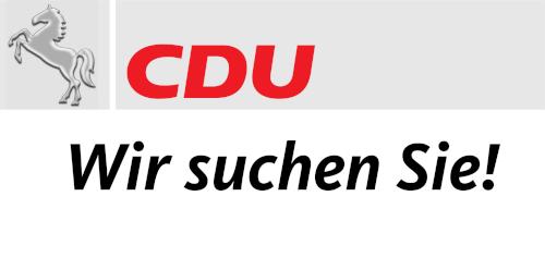 CDU Burgdorf - Wir suchen Sie...